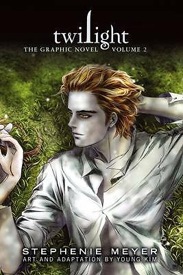 Twilight: The Graphic Novel: v. 2 by Stephenie Meyer-9781907411533-F059