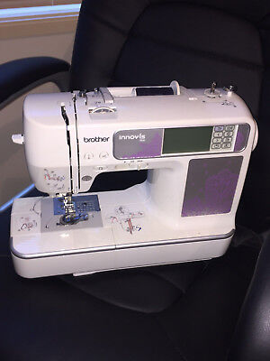 Brother Innovis 900 Computerised Embroidery and sewing machine