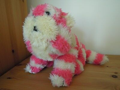 """Talking Bagpuss Soft Toy Plush 2009 - Nose To Tail Approx 17.5 """""""