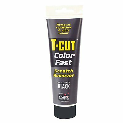 T Cut Carplan Color Fast Scratch Remover Abrasive CompoundCar Polish Paste BLACK