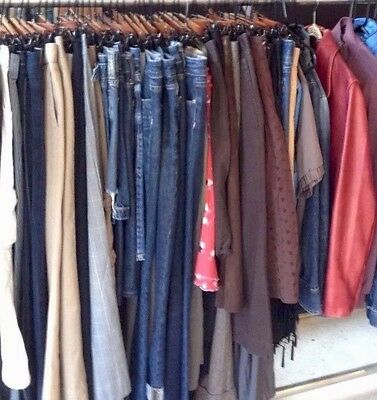 25pc FALL/WINTER Wholesale Women's Mixed Clothing Lot-Assorted-Top-Pants+ Resale