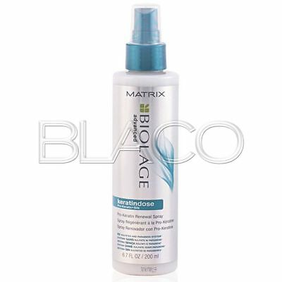 Matrix Biolage Advanced Keratindose Spray Rigenerante Per Capelli 200Ml