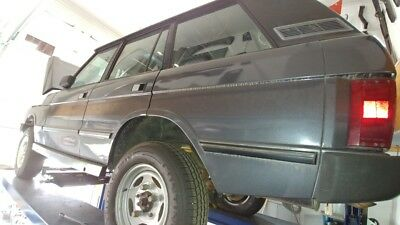 1990 Land Rover Range Rover  1990 Range Rover and loads of parts
