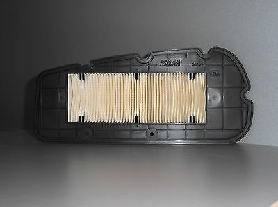 Air Filter for SYM City Com 300I All Year of Manufacture, Insert Genuine Citycom