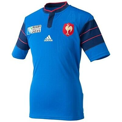 France Rugby World Cup 2015 Home Replica Shirt