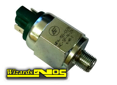 Nitrous, NX, NS, NOS Pressure Switch from The Wizards of NOS in the UK