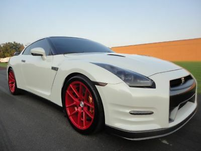 2013 Nissan GT-R Black Edition 2013 NISSAN GTR GT-R BLACK EDITION R35 1 OWNER  60K+ IN MODS 850 AWHP WE FINANCE