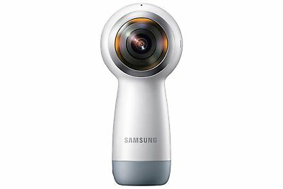 Samsung Gear 360 (2017 Edition) Real 360° 4K VR Camera US Version with Warranty