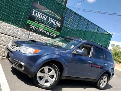 2013 Subaru Forester 2.5XT Premium 2.5 XT PREMIUM! TURBO 250 HORSEPOWER! AUTOMATIC! PANO-ROOF! BLUETOOTH! CLEAN!!!!