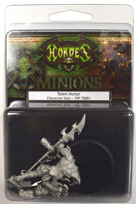 NEW Hordes Minions Totem Hunter Character Solo PIP 75001