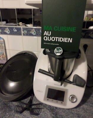 Thermomix TM 5 & SA COOK-KEY sous garantie