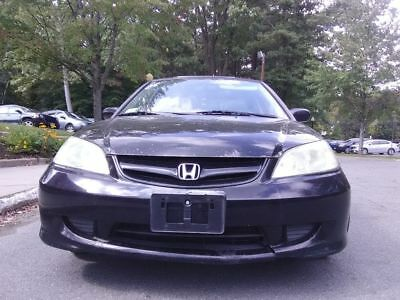 2005 Honda Civic  2005 civic EX racing new clutch shifter 145k original black vtec
