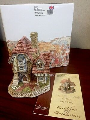 """DAVID WINTER (1999 Member Only)  """"The Joinery""""  MIB Never Displayed"""