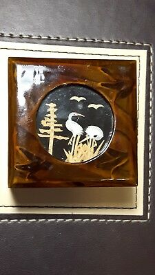 chinese lacquered box