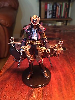 Gungrave Limitted Edition 2002 Promo Figurine  4 Inch Action Figure Super-Rare!
