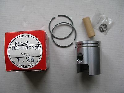 Yamaha FS1-E V50 Piston Kit 1.25mm. o/s - Japanese