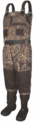 Drake Waterfowl MST Stout Breathable Insulated Wader Realtree Max 5 DF8201