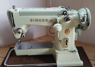 singer 320k heavy duty semi industrial free arm straight and zigzag s
