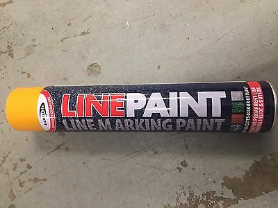 Line Paint - Yellow - 750ml Can - Bond-It