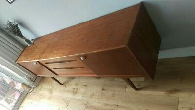Younger mid century rare teak modern retro sideboard