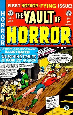 Ec Comics - The Best Dvd Rom Collection On Ebay (Over 330 Issues)
