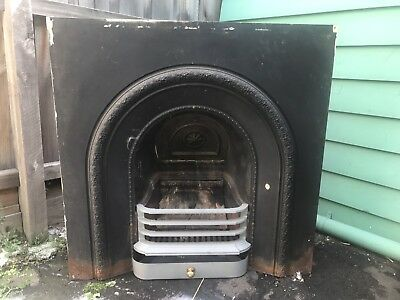 Victorian Fireplace ( Complete)