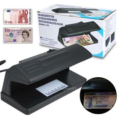 UV Light Practical Counterfeit Bill Currency Fake Paper Money Detector Checker