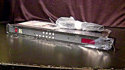 Kramer SIS-4X4 Pro audio video Switcher 4 Input/Output Rack Mount