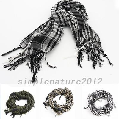 Polyester Square Scarf Shawl Thin Arabia Fans Scarf Tactics