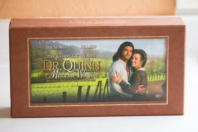 Dr. Quinn, Medicine Woman - The Complete Series (DVD, 2008, 42-Disc Set)