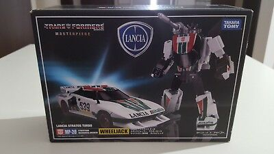 Takara Tomy Transformers Masterpiece (MP-20 Wheeljack)