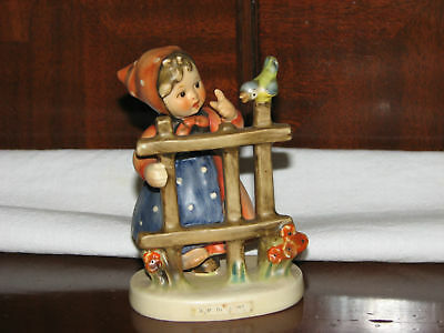 GOEBEL HUMMEL figurine SIGNS OF SPRING TMK4