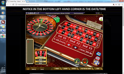 **professional Guaranteed To Win Long Term Roulette System! Never Seen Before!**