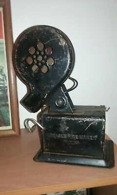 Miracle Fire Maker, Starter - A Rowley Tool & Eng Co. Fan Green Lake WI USA