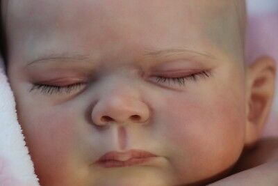 Reborn Doll- Beautiful Baby Girl Sienna Rae by Cassie Brace