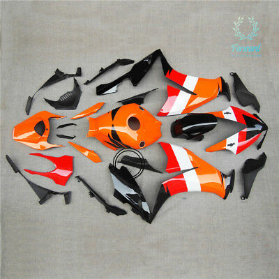 ABS Injection Fairing Bodywork Set For Honda CBR1000RR 2012-2013 09 Motorcycle