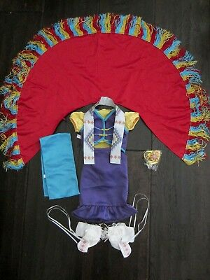 American Girl Doll Kaya Fringe Shawl Outfit of Today Set with Boots  SH
