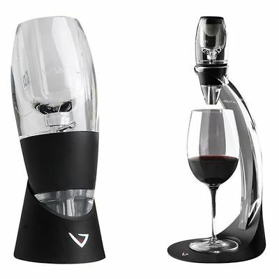 NEW Vinturi Deluxe Red Wine Aerator Set