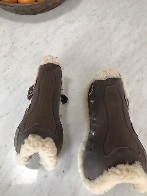Show Jumping Boots For Horse