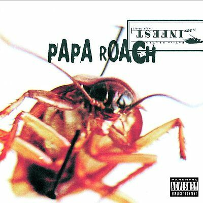 Papa Roach - Infest - Sealed Vinyl LP Last Resort