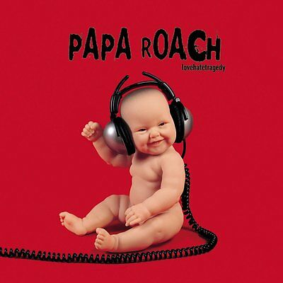 Papa Roach - Lovehatetragedy - Sealed Vinyl LP