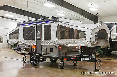 New 2018 Model 228BHSE Sports Enthusiast Pop-Up Camping Trailer Never Used