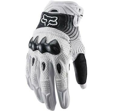 Bomber Motorcycle gloves leather protection scooter Biker Off-road Wheel