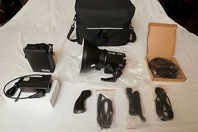 Phottix 400 WS Battery-Powered Portable Strobe Kit - PPL-400 - MINT