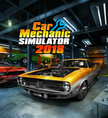 Car Mechanic Simulator 2018 - PC - Region Free - Fast Delivery - Cheapest Price