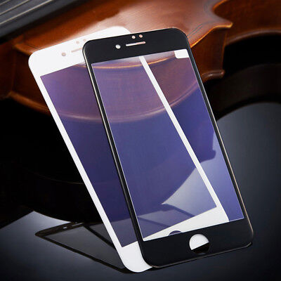 9H 3D Full Coverage Anti Blue Ray Tempered Glass Screen Protector iphone 8 Plus