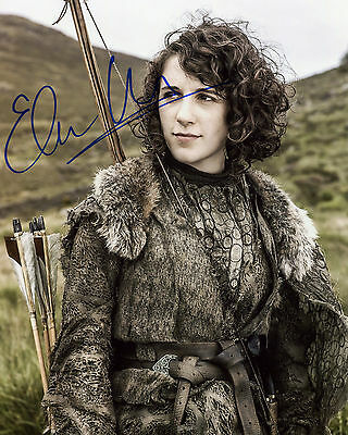 Ellie Kendrick - Meera Reed - Game of Thrones - Signed Autograph REPRINT