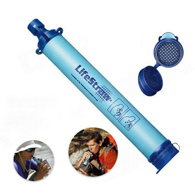 LIFESTRAW Camping Hiking Portable Water Purification Filter - Free Shipping