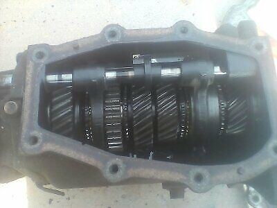 ford 4 speed single rail gearbox