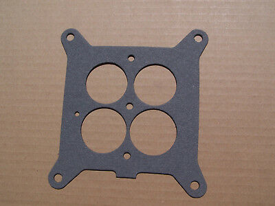 "HOLLEY 4 bbl SQUARE BORE BASE GASKET .060"" (1.5mm) material  NOS"